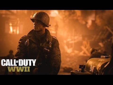 Call of Duty: WWII – Первый Трейлер Игры На Русском!