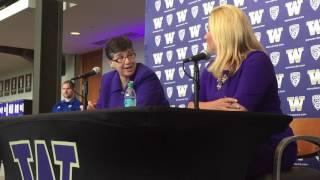May 25, 2016 ... UW president Ana Mari Cauce introduces Jen Cohen as AD .... Sally Jewell 2016 nUniversity of Washington Commencement Speaker...