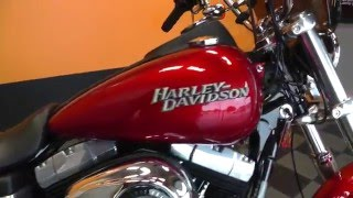 8. 335892 - 2012 Harley Davidson Dyna Street Bob FXDB - Used Motorcycle for Sale