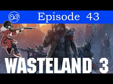 Razorback Pet - Wasteland 3 - Episode 43