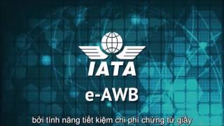 Vận đơn hàng không điện tử- e-AWB