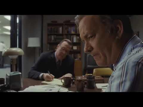 The Post Official Trailer #1  Tom Hanks, Meryl Streep Drama Movie HD