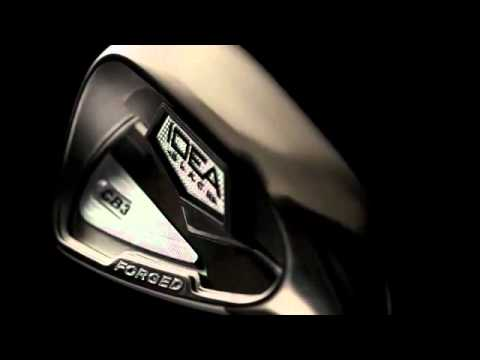Adams Golf – Idea Black CB3 Irons