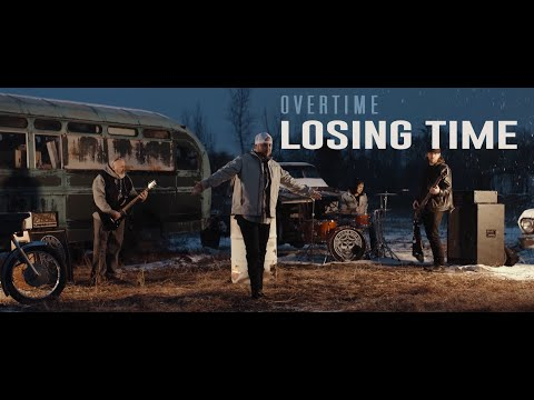 OverTime - Losing Time (Official Video) видео