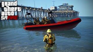 Video GTA 5 San Andreas Fire #2 - Yacht Fire MP3, 3GP, MP4, WEBM, AVI, FLV Juli 2019