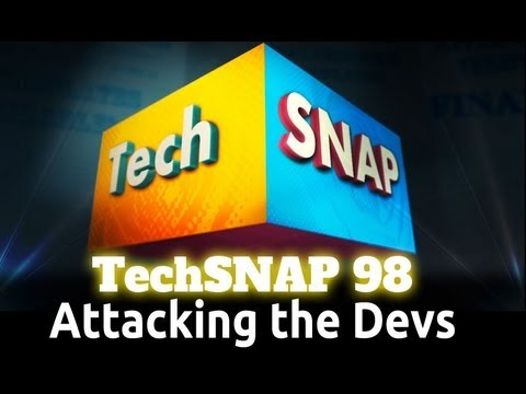Attacking the Devs | TechSNAP 98