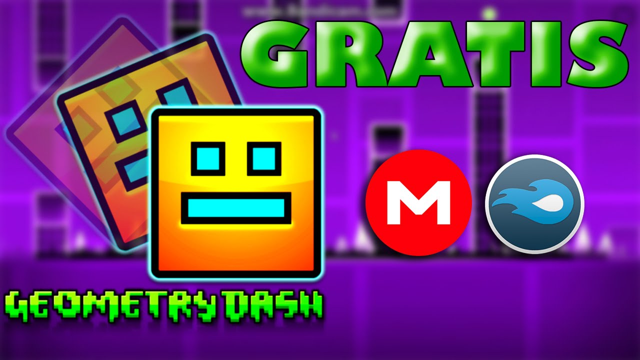 Geometry Dash Para Pc Full 2015 ¡SIN EMULADOR! | DigitalPowerX