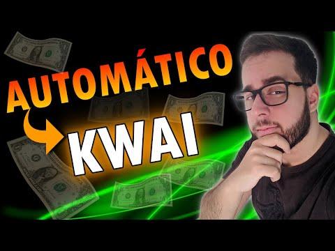 Como Burlar o KWAI e Ganhar Dinheiro No Automático [TUTORIAL] - Evento Kwai 2021