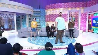 Download Video BROWNIS - Penonton Panik, Studio BROWNIS Kena Gempa !!! (23/1/18) Part 2 MP3 3GP MP4