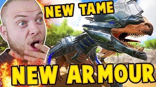 Ark: Ragnarok! - NEW WYVERN ARMOUR + NEW TAME?!! [#17] |Ragnarok Gameplay|