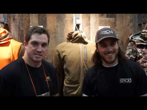 First Lite NEW Product Review - SHOT Show 2017 EP. 6 | The Sticks Outfitter