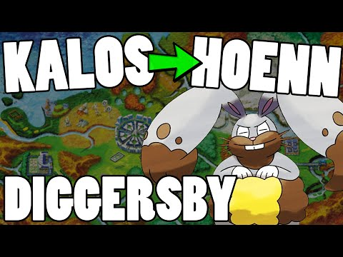 tutor - Agility can also focus sash combo into flail for living life on the edge Diggersby, Pokemon of many memes and huge power but can it live up to it all? With the new Omega Ruby and Alpha Sapphire...