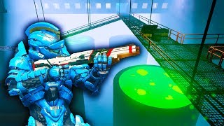 """Retrieve precious Intel inside a Cryogenics facility. There is just one problem... you are not alone!Download the Map here : https://www.halowaypoint.com/en-us/games/halo-5-guardians/xbox-one/map-variants?lastModifiedFilter=Everything&sortOrder=BookmarkCount&page=1&gamertag=OPG%20StingRay17#ugc_halo-5-guardians_xbox-one_mapvariant_OPG%20StingRay17_7fa99c2e-73c0-40d3-a320-66a7f7881809Download the Gametype here : https://www.halowaypoint.com/en-us/games/halo-5-guardians/xbox-one/game-variants?lastModifiedFilter=Everything&sortOrder=BookmarkCount&page=1&gamertag=OPG%20StingRay17#ugc_halo-5-guardians_xbox-one_gamevariant_OPG%20StingRay17_6892699a-6559-433f-a008-243c9f399cbaMap Author : OPG StingRay17""""Halo 5: Guardians© Microsoft Corporation. """"Survive the Cryo Lab in Halo 5!"""" was created under Microsoft's """"Game Content Usage Rules"""" using assets from Halo 5: Guardians, and it is not endorsed by or affiliated with Microsoft.""""http://www.xbox.com/en-US/developers/rules"""