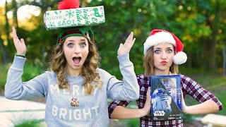 Christmas Traditions with the CGH Family   Behind the Braids Ep.19 by Cute Girls Hairstyles