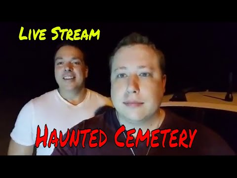 Crazy Night At Spring Hill Cemetary