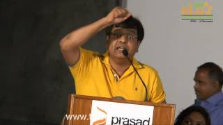 Vivek at Porkalathil Oru Poo Movie Audio Launch