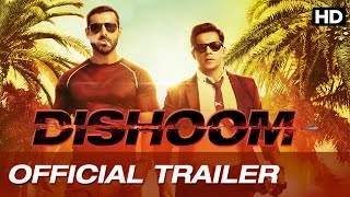 Dishoom Official Trailer | John Abraham, Varun Dhawan, Jacqueline