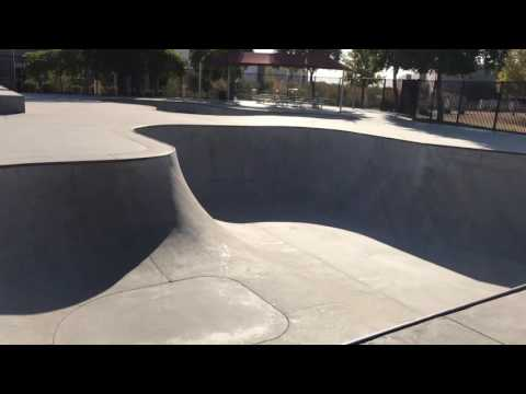 Peoria AZ Skatepark! (4k)