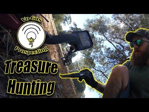Treasure Hunting - Hi Ho Silver!