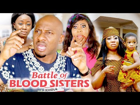 BATTLE OF BLOOD SISTERS 4 - 2018 LATEST NIGERIAN NOLLYWOOD MOVIES || TRENDING NOLLYWOOD MOVIES (видео)