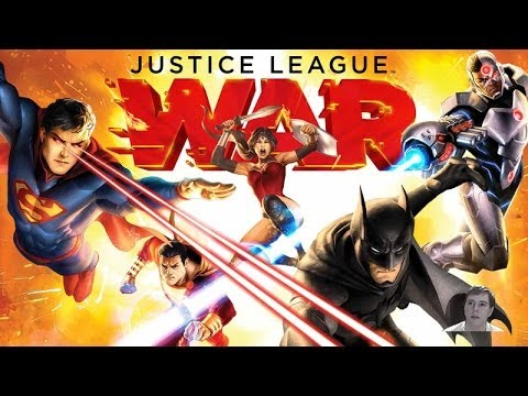 Justice League: War - Video Review