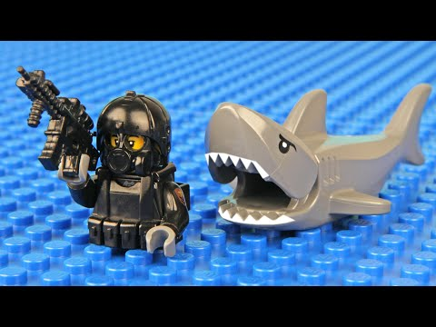Lego SWAT Shark Attack