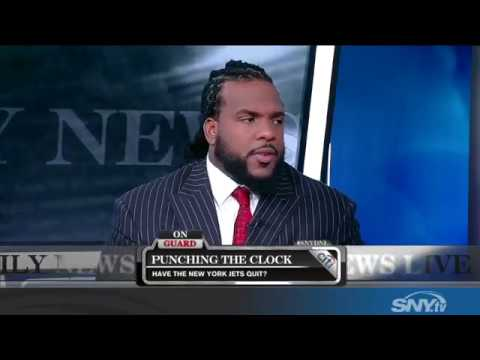 Video: Ex-Jets guard Willie Colon: