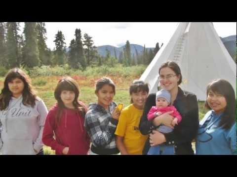 YAMA - Peaceful-Warrior Day-camps, Yukon 2011.wmv