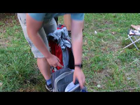 Треккинговый рюкзак Nova Tour «Кондор 90». Видеообзор.