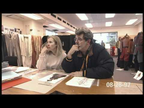 Star Wars Episode I: Costume Drama Webisode