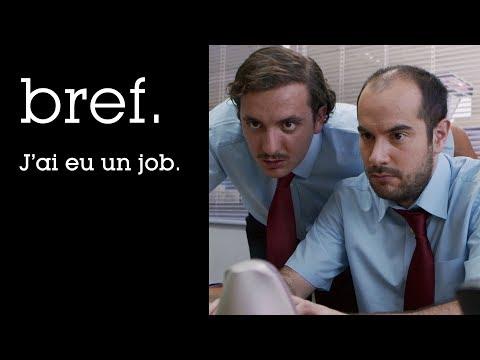 12 - Bref. J'ai eu un job.