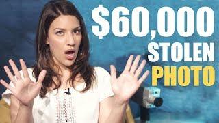 Video $60,000 for our stolen photo: We made a copyright thief PAY! MP3, 3GP, MP4, WEBM, AVI, FLV Juli 2018