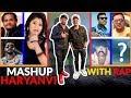 DJ ReMix Mashup हरयाणवी सोंग रैप मिक्स mashup haryanvi mashup songs haryanavi 2018