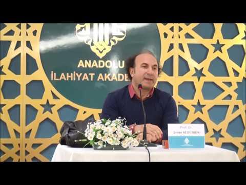 Prof. Dr. Şaban Ali DÜZGÜN ile
