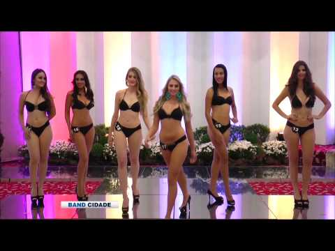 Seletiva Miss Paraná 2015 - Band Cidade (05/05)