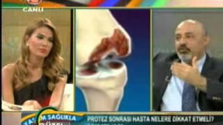 Medicana Çamlıca Op. Dr. İbrahim Tavukçuoğlu Konu: Diz Protezi (2. Bölüm)