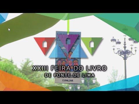 23 ª edição da Feira do Livro de Ponte de Lima