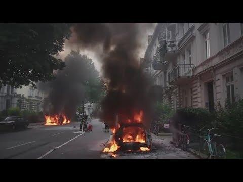 Hamburg im G20-Ausnahmezustand: