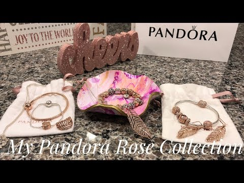 My Pandora Rose Collection