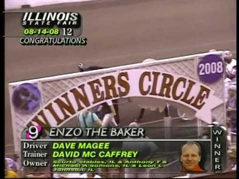 Enzo the Baker's Victory at Springfield 2008