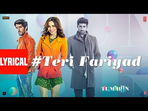 TERI FARIYAD Lyrical Video Song | Tum Bin 2 | Neha