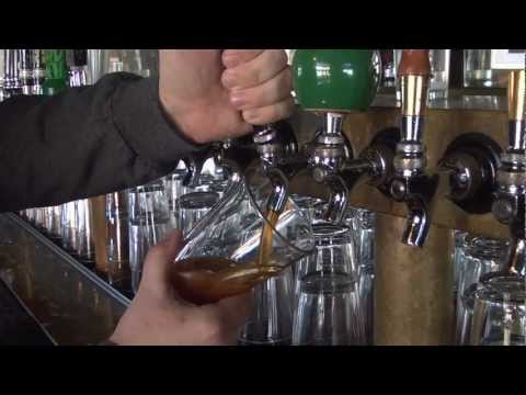 Better Beer Society and Brewing TV Present: Pouring a Proper Pint