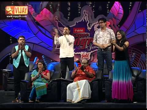 Junior - SSJ08 Anushya sings Putham Puthu Paattu from Thendral in Wildcard Round.