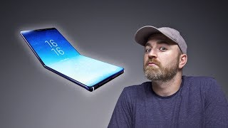 The Samsung Foldable Smartphone is Real...