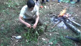 The Traditional Tea Roasting and Brewing of the Hani