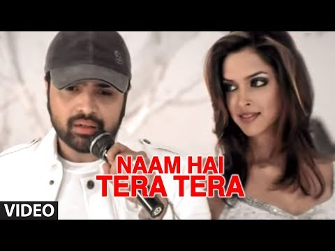 Video Naam Hai Tera Tera Ft. Deepika Padukone (Full Video Song) - Aap Kaa Surroor | Himesh Reshammiya download in MP3, 3GP, MP4, WEBM, AVI, FLV January 2017