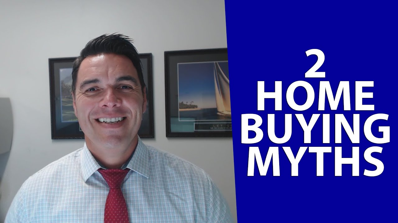 2 Myths That Are Holding Back Homebuyers