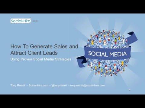 Social Media for SMEs Webinar