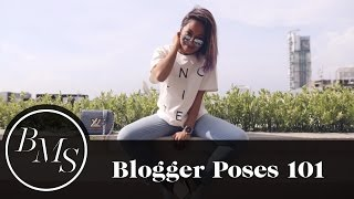How to Pose Like a Fashion Blogger   Laureen Uy