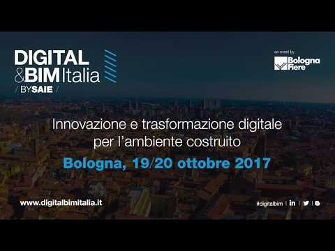 img DIGITAL&BIM Italia 2017 by Saie al via! #Digitalbim